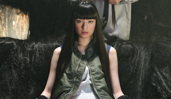 Chiaki Kuriyama Moody Clappers