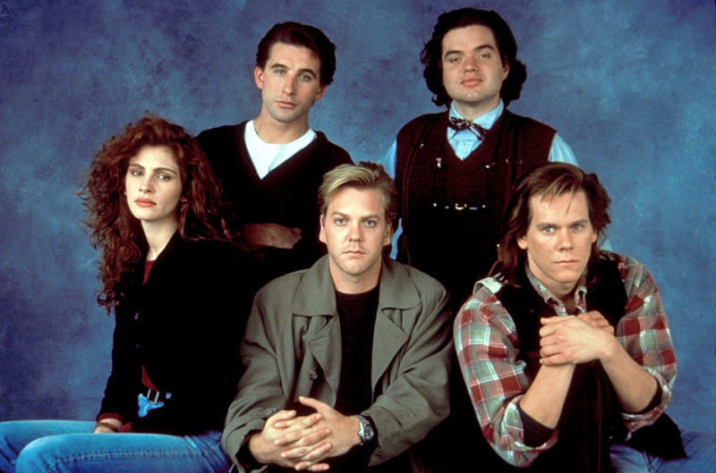 Flatliners (1990) – Moody Clappers